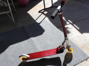 Powder Coated Scooter SLC